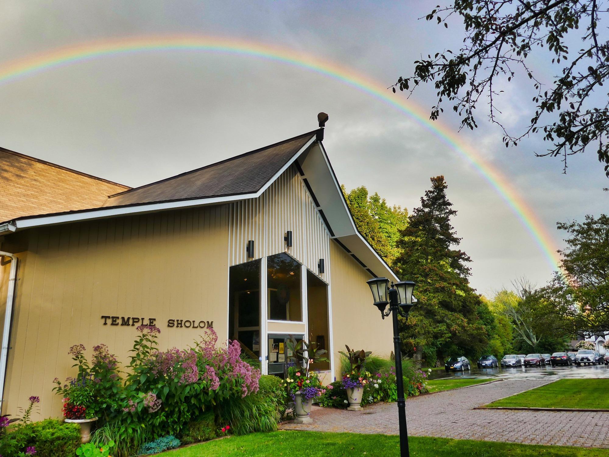 temple rainbow sm